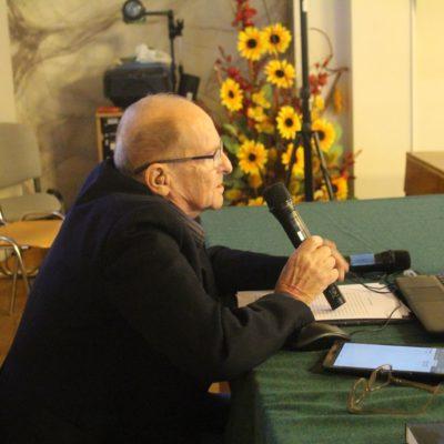 Wyklad prof. Jacka Kolbuszewskiego, 2018